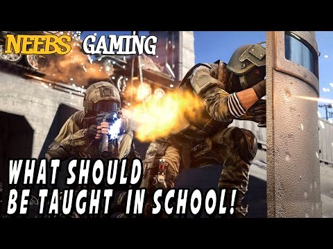 BF4 - What Should Be Taught in School - Slut Class