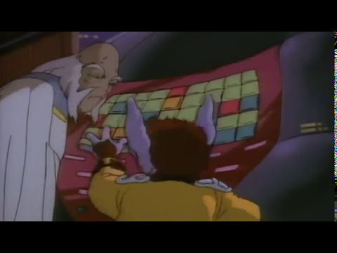 Guardianes de la Galaxia  - Episodio 01