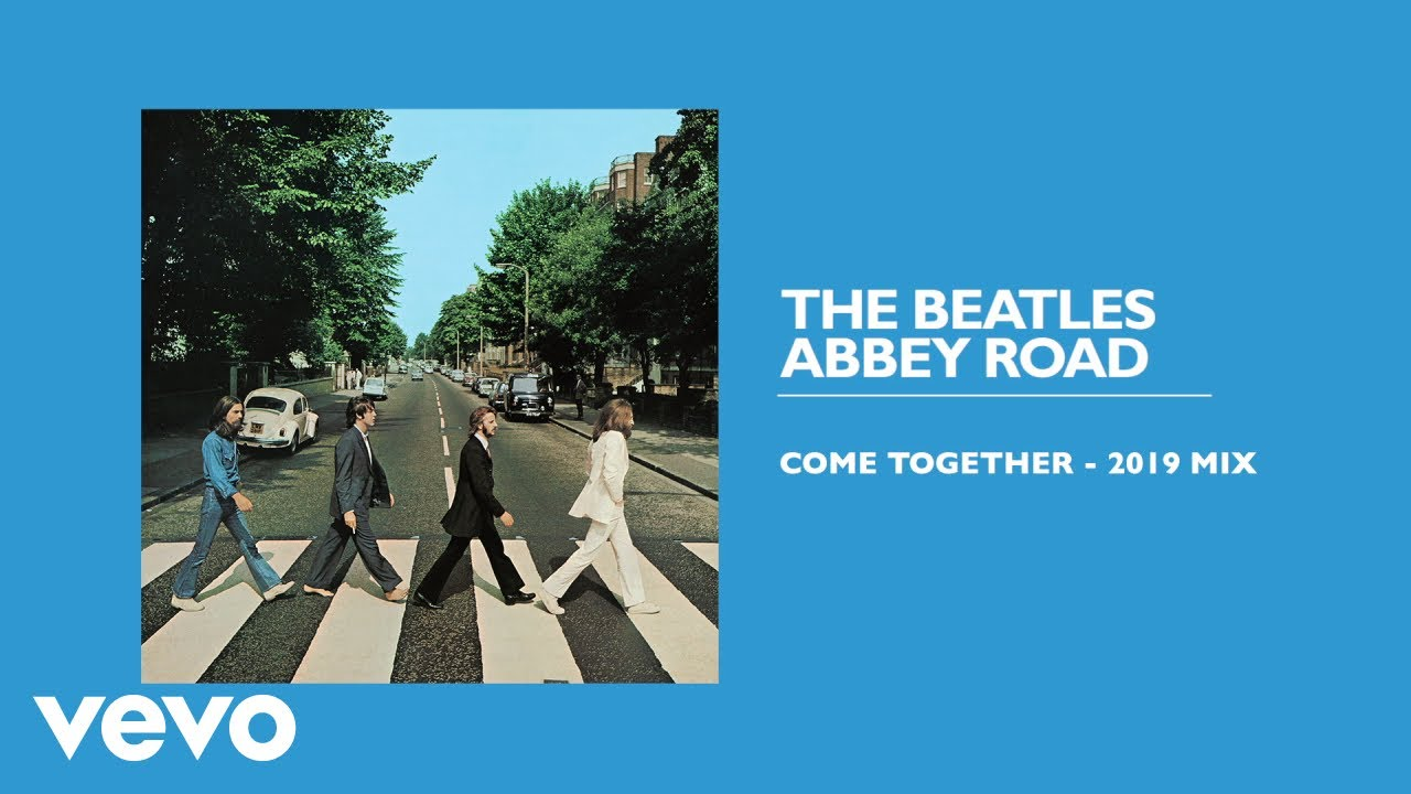 "The Beatles - ""Come Together"" 2019 Mix、Take 5、2種の試聴音源を公開 新譜「Abbey Road」50周年記念エディション 2019年9月27日発売予定 thm Music info Clip"