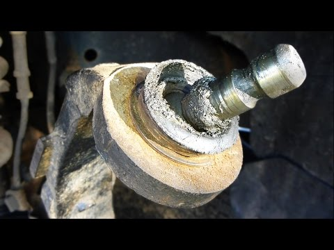How to Replace an Upper Ball Joint