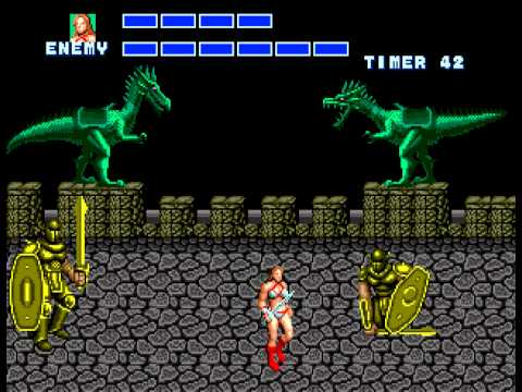 Golden Axe - Short game - User video