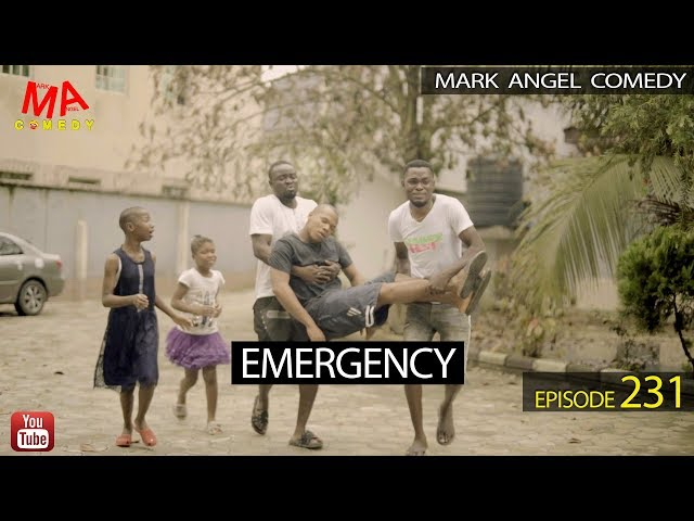 EMERGENCY (Mark Angel Comedy) (Episode 231) thumbnail