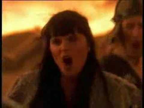 Xena's WAR vs Draco