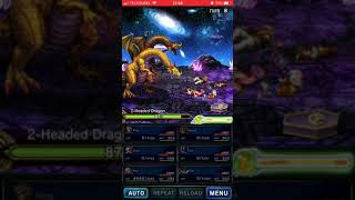 FFBE: Scorn of the 2-headed Dragon | BUDGET OBAMA Cheese Team