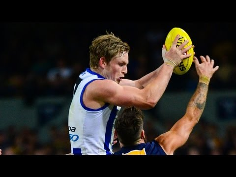 Round 8, 2013 - North Melbourne v West Coast highlights