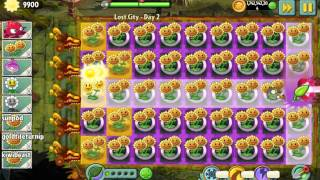 So Much Sun! - Hack - Plants Vs  Zombies 2 It