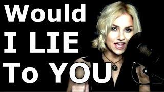 Watch Eurythmics Would I Lie To You video