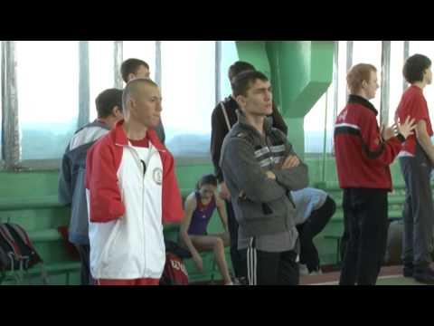 Зимний чемпионат Омской области по легкой атлетике среди спортсменов инвалидов