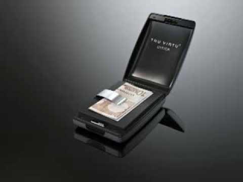 Tru Virtu Cash & Cards Wallet