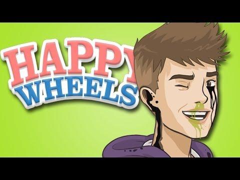 ИЗНАСИЛОВАЛИ БИБЕРА | Happy Wheels #5