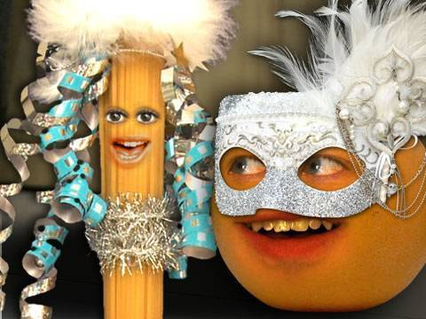 Annoying Orange - Lady Pasta
