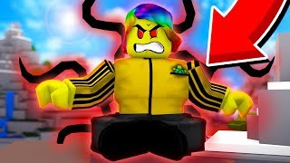 This is How You get 50 MILLION POWER a SECOND.. (Roblox Super Power Training Simulator)