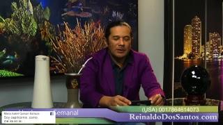 Horóscopo Semanal del 07 al 14 de marzo. 2018 Con Reinaldo dos Santos