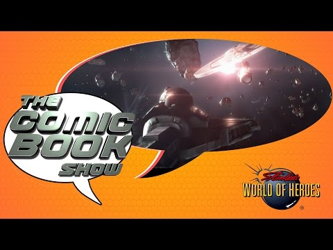 The Comic Book Show: Special Guests, Creators of Star Trek: Axanar!