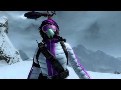 SSX - Massive World Part 1
