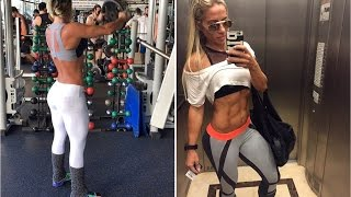 JOANE DEMAMANN - Exercises to Strengthen and Define the Body