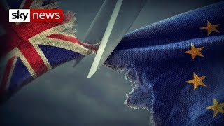 What a 'no-deal' Brexit could mean for the UK