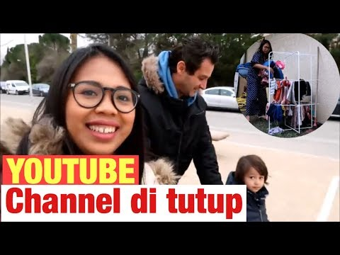 YOUTUBE CHANNEL DI TUTUP || NONTON BOCAH ATRAKSI