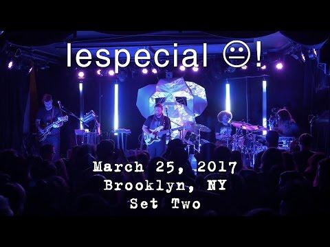 lespecial: 2017-03-25 - Knitting Factory; Brooklyn, NY (Set 2) [4K]