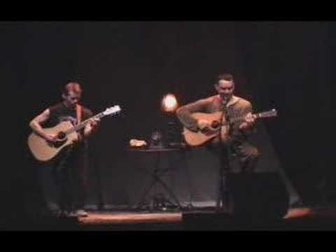 Christmas Song, Dave Matthews & Tim Reynolds, 3-29-2003 Live Acoustic Music Videos