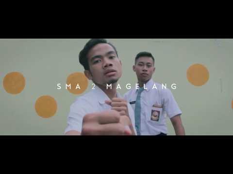 VIDEO DOKUMENTER SMAN 2 MAGELANG- Merci Beaucoup Putih Abu Abu