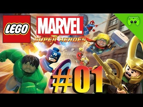 LEGO MARVEL SUPER HEROES # 1 - The Avengers are back «»  Let's Play Lego Marvel S.H. | FULLHD