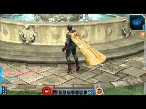 Costume Marvel Heroes Marvel Heroes Vision Age