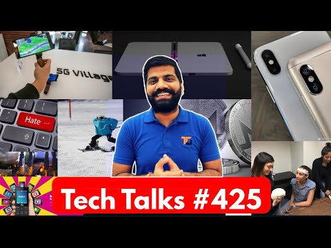 Tech Talks #425 - Redmi Note 5 Pro, Electronic Shock, S9 4GB, JioPhone Facebook, 5G in Olympics 2018
