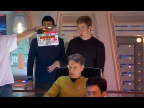 Star Trek Bloopers