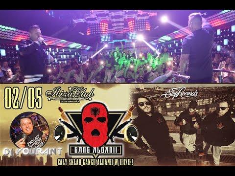Koncert Gang Albani W Ibiza Zalesie ► POPEK ► BORIXON ► ROZBÓJNIK ALIBABA
