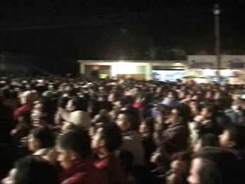 Junior Klan - San Jose Aztatla Tlaxcala - Baile de mañanitas 2007 parte 1