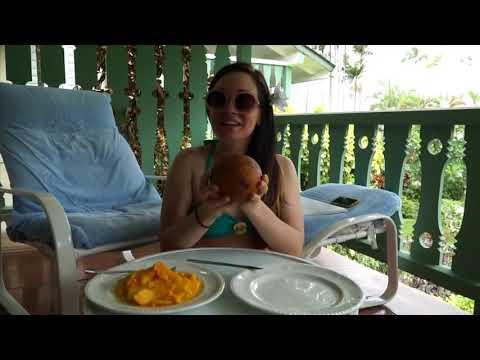 Food Porn: Eating Barbados video