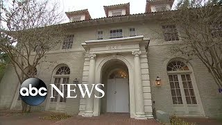 Fraternity hazing scandal in Louisiana