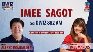 NOVEMBER 12, 2018 - IMEE SAGOT
