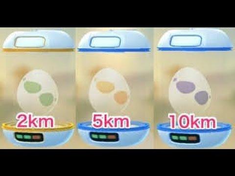 【ポケモンGO攻略動画】【またもや】ポケモンGO タマゴ孵化5連発〜いろいろ編〜  – 長さ: 1:21。