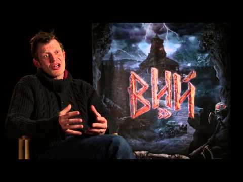Jason Flemyng about Viy 3D movie