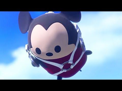Tsum Tsumoon A Tsum Tsum Short Disney