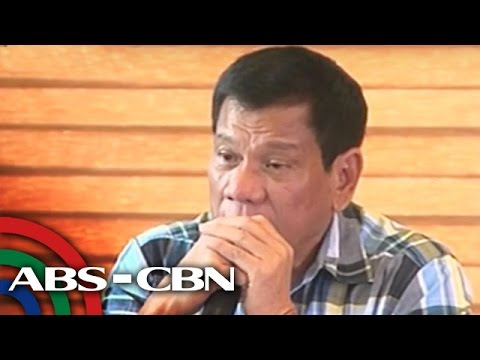 Duterte: Don't call me for favors, promotions