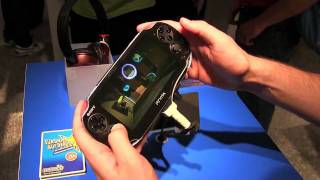 Playstation Vita Hands On!
