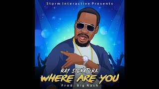 Ray Signature - Where Are You (Official Audio) New Ugandan Music 2018