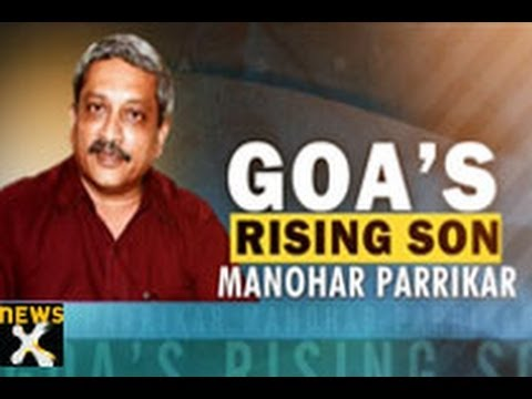Goa's Rising Son: Manohar Parrikar - 1 of 2 - NewsX