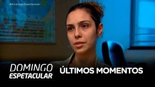 Namorada de ator assassinado fala sobre os últimos momentos ao lado de Rafael Miguel