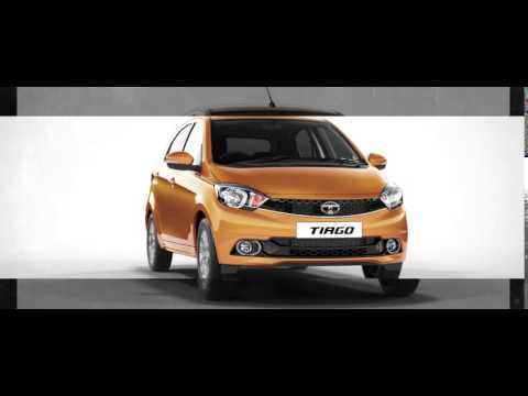 Tiago from Tata Motors. It's #Fantastico!