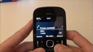 Nokia Asha 200 (Dual SIM) - Video recensione by Nokioteca