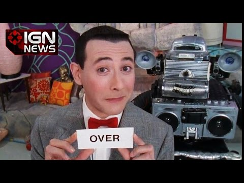 Pee-wee Herman Movie is 'Very Imminent' - IGN News
