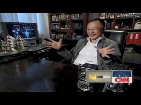 杜琪峯 Johnnie To | CNN Talk Asia