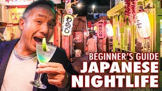 Japanese Nightlife Etiquette | Beginner's Guide