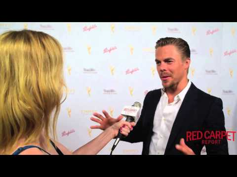 Derek Hough at the Television Academy's Choreographers Emmy Nominee Reception #Emmys