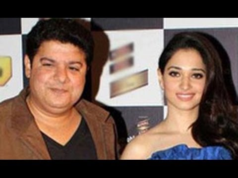 Tamanna is Sajid Khan's latest girlfriend   Hindi Hot Lates News   Gossips   Humshakals