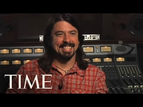 TIME Magazine Interviews: Dave Grohl